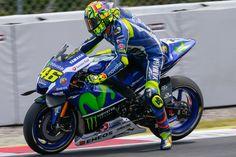 46 Valentino Rossi, Movistar Yamaha MotoGP - MotoGP, Catalunya 2016