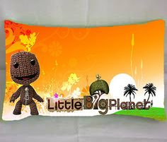 """Wonderful little big planet Pillow Case 16""""x24"""" Two Side Picture"""