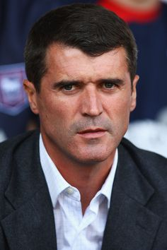 Roy Keane Photos - Roy Keane, manager of Ipswich Town looks on during the Coca-Cola Championship match between West Bromwich Albion and Ipswich Town at The Hawthorns on August 2009 in West Bromwich, England. - West Bromwich Albion v Ipswich Town Roy Keane, Ipswich Town, Top Trumps, West Bromwich, World Cup 2014, Football, Hs Football, Futbol, American Football