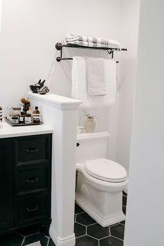 my bathroom remodel reveal.