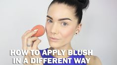 How To Apply Blush In A Different Way - Linda Hallberg Makeup Tutorial Hey Guys! Here's the blush technique that I promised to show you last week :) Hope you...