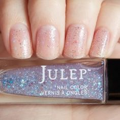 Julep - Melody - It Girl - Iridescent high gloss glitter top coat (free gift with November 2015 maven box)