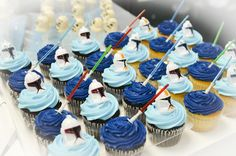 swanky::chic::fete: an angry birds star wars party