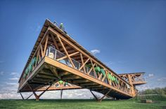 50 Impressive Details Using Wood,Courtesy of © Dethier Architectures