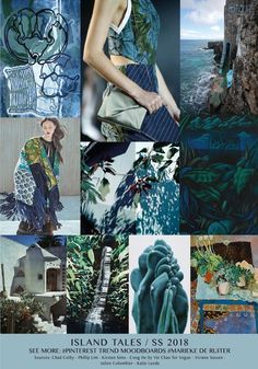 TRENDS // MARIEKE DE RUITER - PRINT/PATTERN/COLOR TREND FORECAST . SS 2018 | FASHION VIGNETTE | Bloglovin'