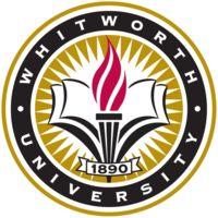 Whitworth University Spokane, WA Logo