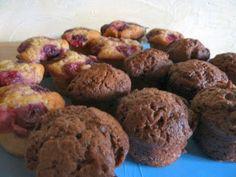Quick easy dessert recipe quick muffins without milk ~ healthy desserts   Yummy Dessert Recipes