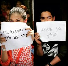 ALDUB YOU Maine Mendoza, Alden Richards, Now And Forever, My Beauty, Destiny, Bae, Heaven, My Favorite Things, My Love
