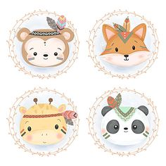 Squirrel Illustration, Elephant Illustration, Graphic Illustration, Tribal Lion, Baby Elefant, Cat Background, Adobe Illustrator, Cute Squirrel, Cat Vector