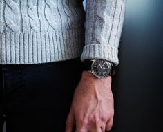 With sweater weather approaching, what will be your goto style this season? ⌚: FAC0000DB0 Orient Watch, Contemporary Classic, Sweater Weather, Stainless Steel Case, Rings For Men, Leather, Style, Fashion, Swag