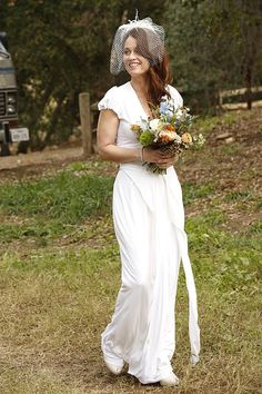 """White Orchids"" - The Mentalist Series Finale  Robin Tunney who plays Teresa Lisbon on The Mentalist"