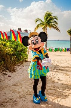 Tips for Disney Cruise Line's private island in the Bahamas!
