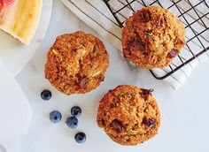 Carrot, zucchini, date muffins. Make with whey protein to fill out my macros.
