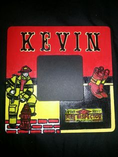 FIREFIGHTER INSPECTION FRAMES.... ANY NAME OR DIFF DESIGNS....