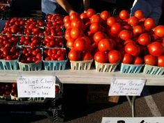 KANSAS -- DOWNTOWN TOPEKA FARMERS' MARKET.  Since the 1930's, this open-air…