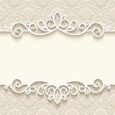 Блог Колибри: Delicate frames with white floral ornament Cute Backgrounds, Wallpaper Backgrounds, Frame Template, Frame Clipart, Borders And Frames, Paper Frames, Border Design, Silhouette Design, Arabesque