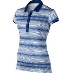 Nike Women's Multi Stripe Golf Polo - Dick's Sporting Goods