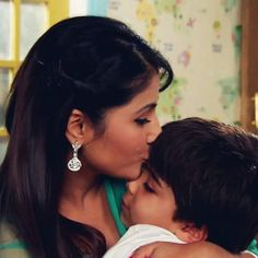 Love you Mom Akshara 😘❤👌👍