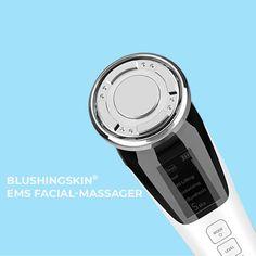 Blushingskin® EMS Facial-Massager - pink