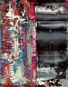 Gerhard Richter » Art » Paintings » Abstracts » Abstract Painting » 716-24