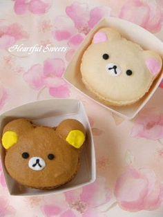 Rilakkuma ♥ Dessert