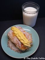 De Nederlandse Tabel: Puddingbroodjes