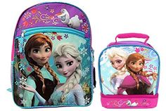 Disney Frozen Elsa, Anna, Olaf Backpack and Lunch Tote Set Disney http://www.amazon.com/dp/B00N02WYRC/ref=cm_sw_r_pi_dp_606Rvb0WMS7ZP