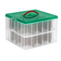 Snapware Snap 'N Stack Seasonal Storage Box