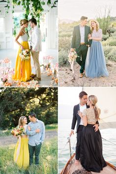 What to Wear for Your Engagement Shoot Beautiful Outfit Trends You'll Love!