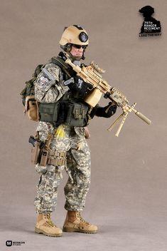 US Army 75th Ranger Regiment by linmonkon.deviantart.com on @deviantART