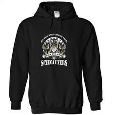 Then god made Schnauzer T Shirt, Hoodie, Sweatshirts - custom hoodies #tee #teeshirt