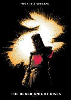 The Black Knight Rises!
