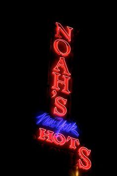 Noah's Bagels, Berkeley, California