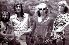 Bob Welch in the early years of Fleetwood Mac