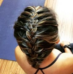 Sporty hairstyles for Girls on the Go  The following athletic hairstyles feature a variety of styling techniques, including braids, twists, buns and ponytails, all of which are ver