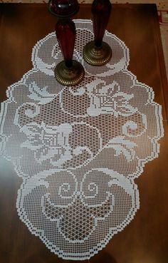 Silverleaf Knitting pattern by Lisa Hannes - Louisa Free Crochet Doily Patterns, Filet Crochet Charts, Crochet Diagram, Crochet Bookmarks, Crochet Books, Thread Crochet, Pinterest Diy Crafts, Cross Stitch Fruit, Diy Crafts Crochet