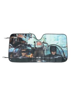 DC Comics Batman 66 Batmobile Accordion Sunshade