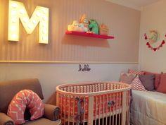 Baby room Kit berço estampado