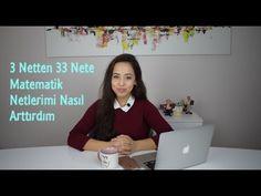 3 Netten 33 Nete Matematik Netlerimi Nasıl Arttırdım - YouTube