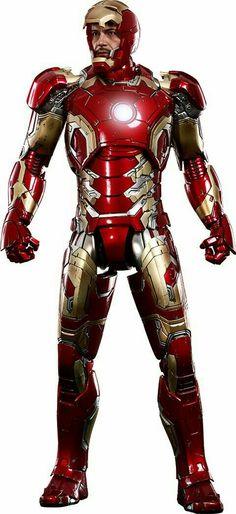 Tony Stark-Iron Man.........