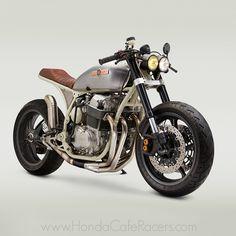 Classified Moto Honda CB750 Cafe Racer