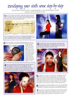 Divination:  Developing Your #Sixth #Sense Step by Step.