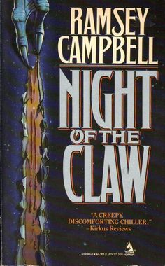 Night of the Claw by Ramsey Campbell | LibraryThing
