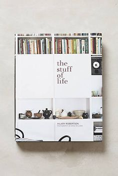The Stuff Of Life #bookdesign