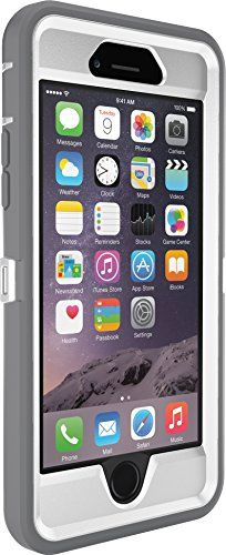 OtterBox iPhone 6 Case - Defender Series, Frustration-Free Packaging - Glacier (White/Gunmetal Grey) (4.7 inch) OtterBox http://www.amazon.com/dp/B00N1AG762/ref=cm_sw_r_pi_dp_rRemub1GZR8JW