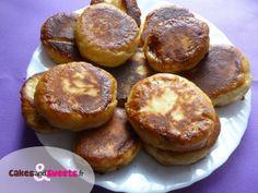 Dampfnudle, petits pains gonflés à la vapeur