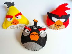 Broches Angry Birds