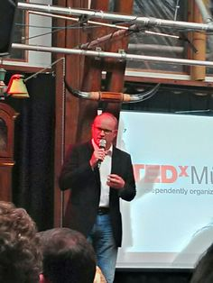 TEDx Talkmaster