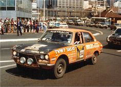 1977 London Sydney (Peugeot 504)