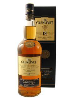 Glenlivet 18:  A classic whiskey.